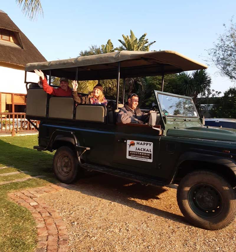 Game Drives Addo Elephant Park